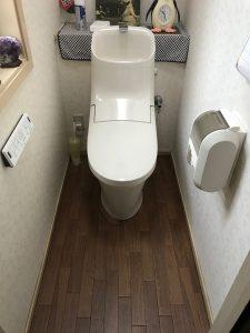 おトイレの交換♪